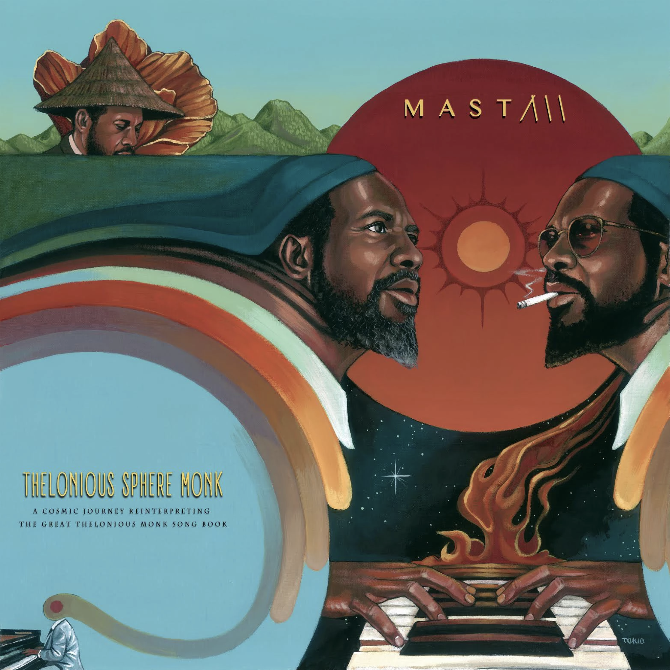 Tim Conley and MAST: Thelonious Monk