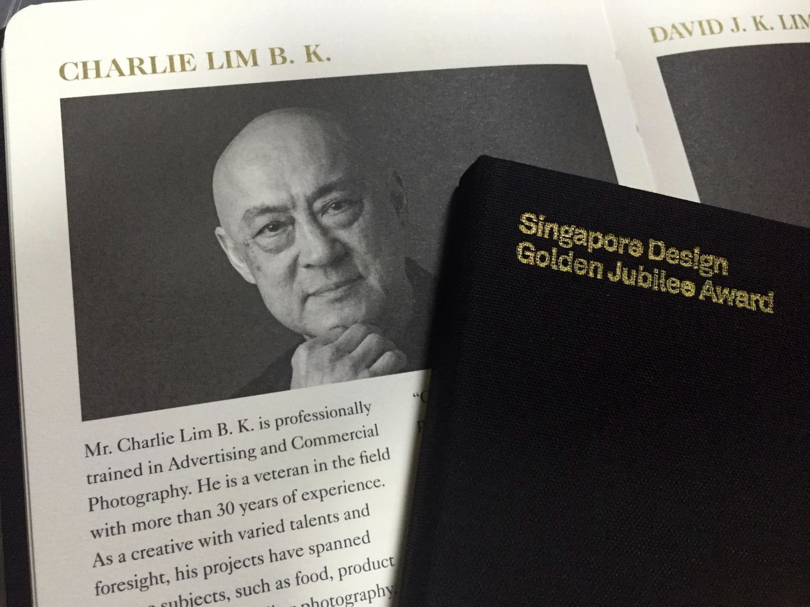 Singapore Design Golden Jubilee Award