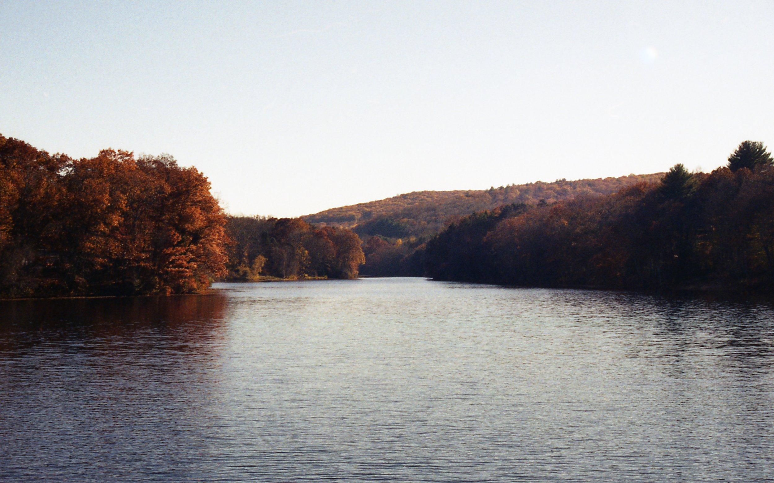Haddam Reservoir  2015