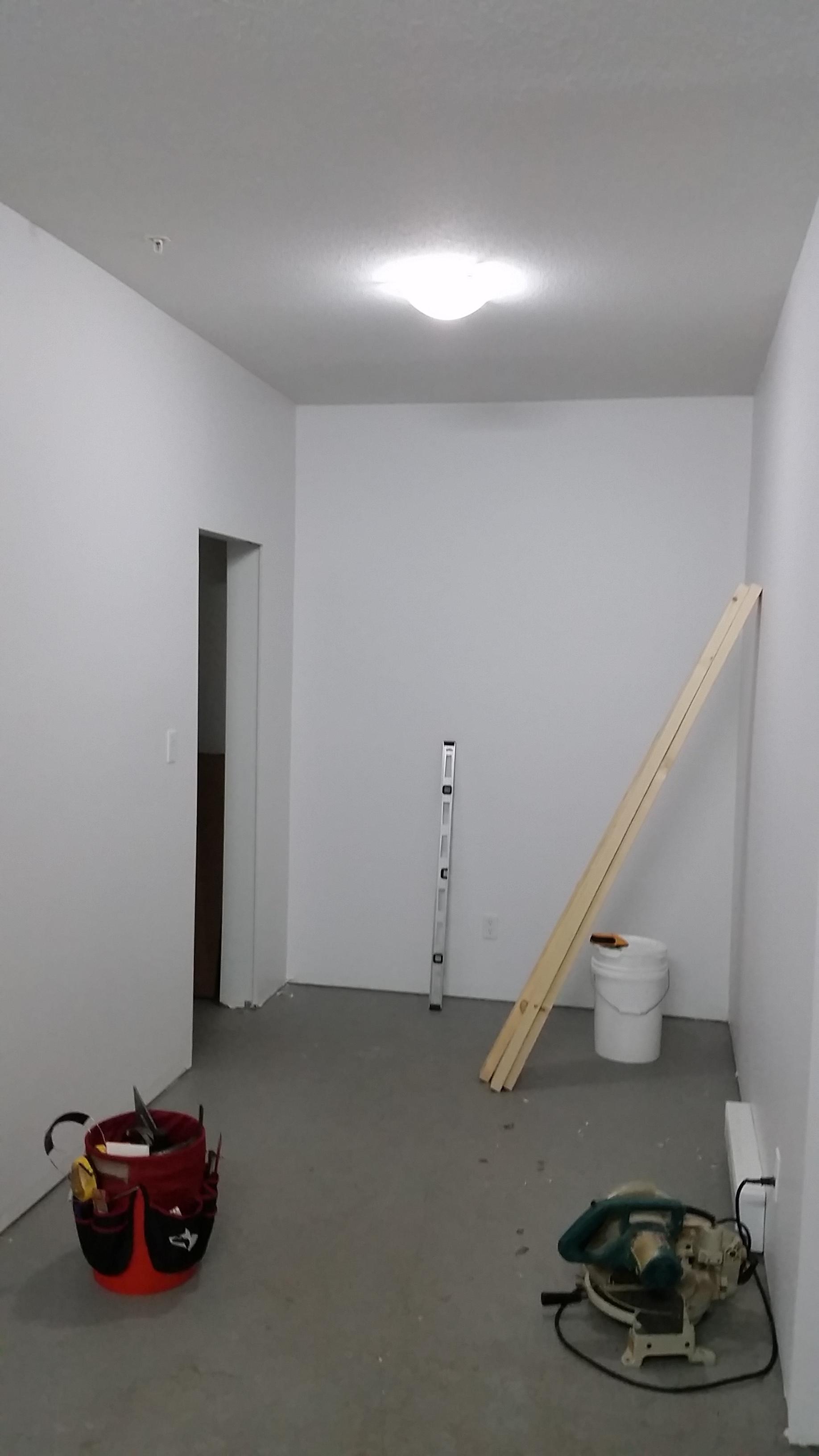 Pre-loft.