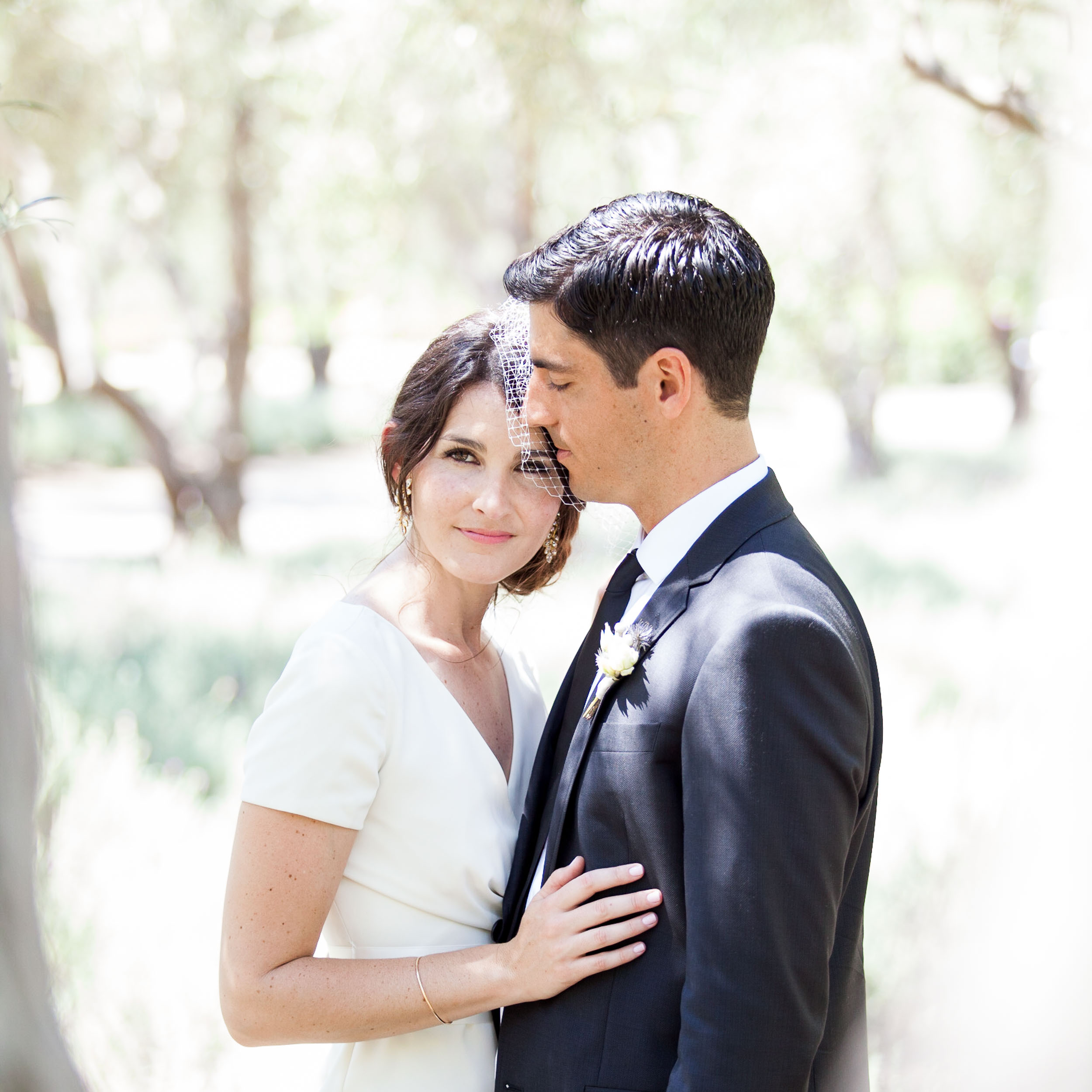 Sundrenched Santa Barbara Elopement San Ysidro Ranch Buena Lane Photography