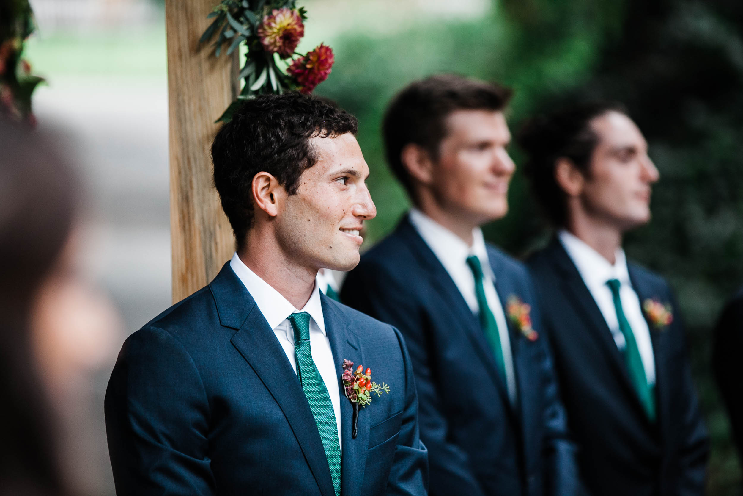 Piedmont Community Hall Wedding Buena Lane Photography