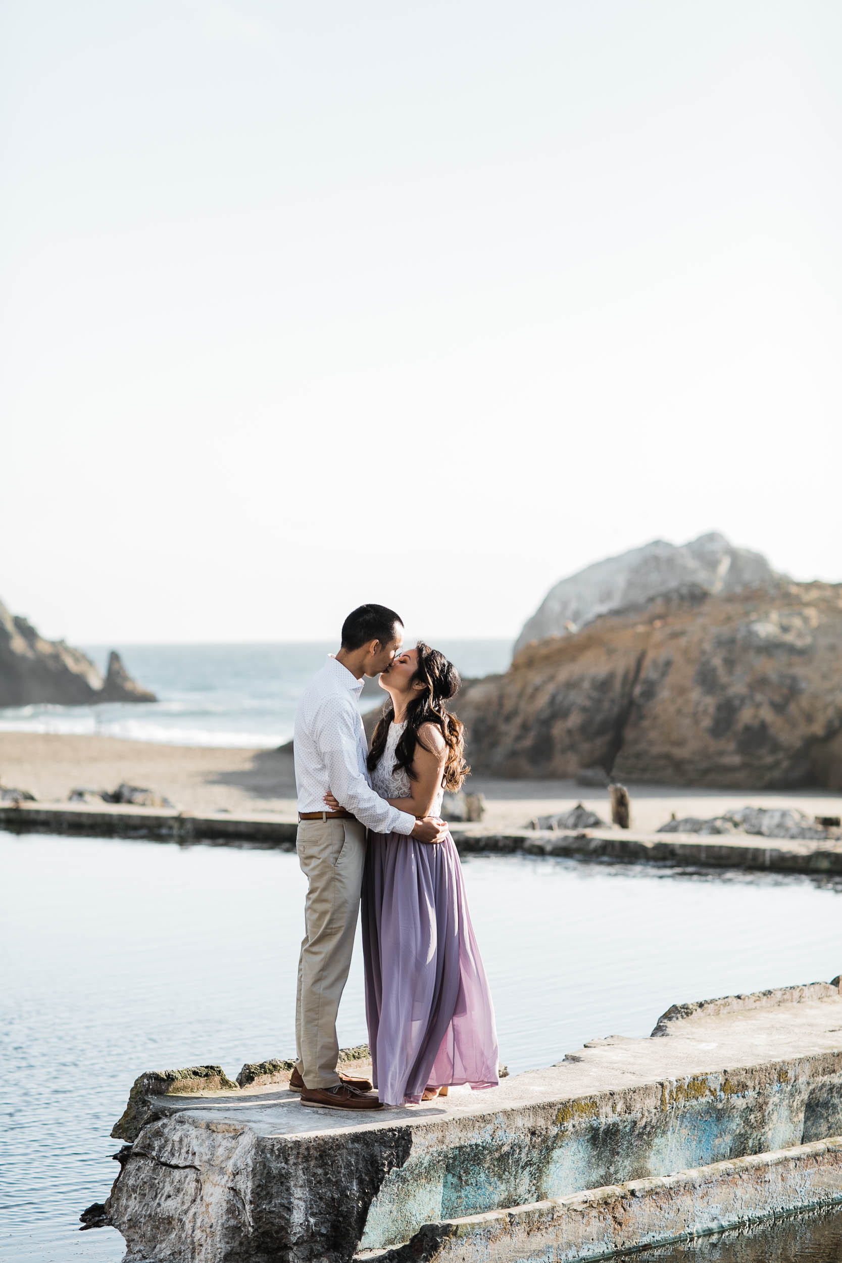 Lands End Engagement