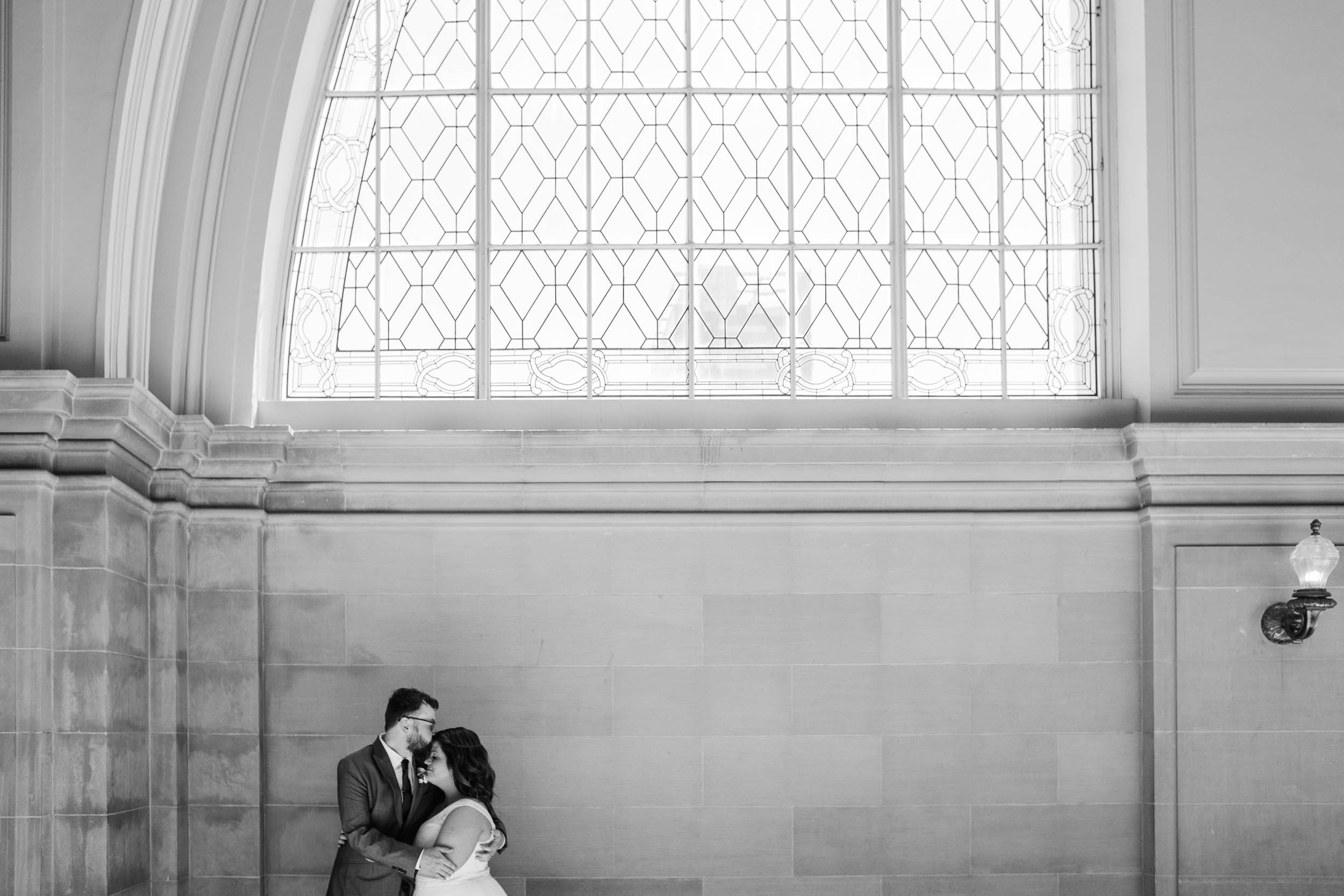 Erin + Rick | City Hall, San Francisco