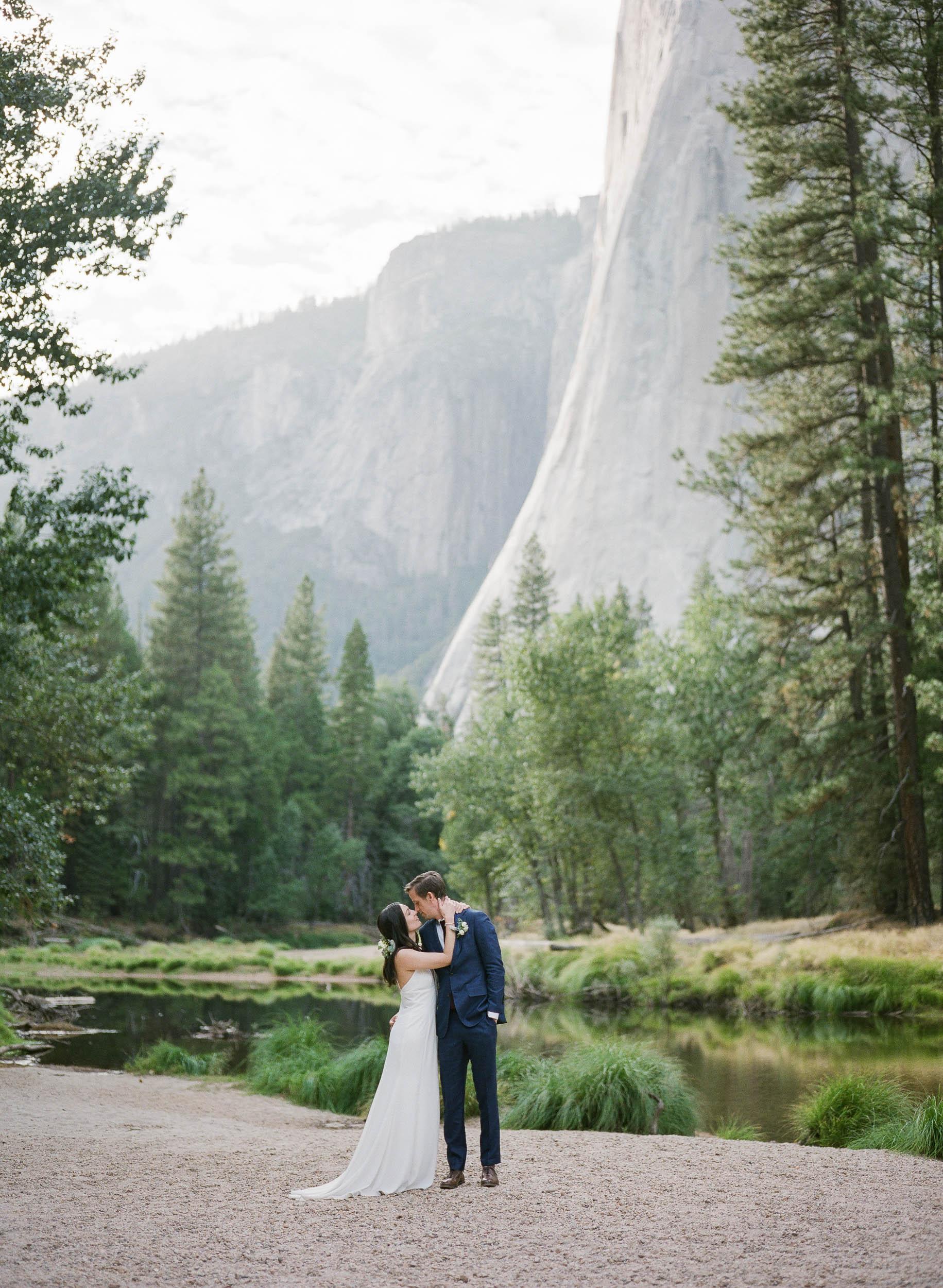 Anson + Maya | Yosemite