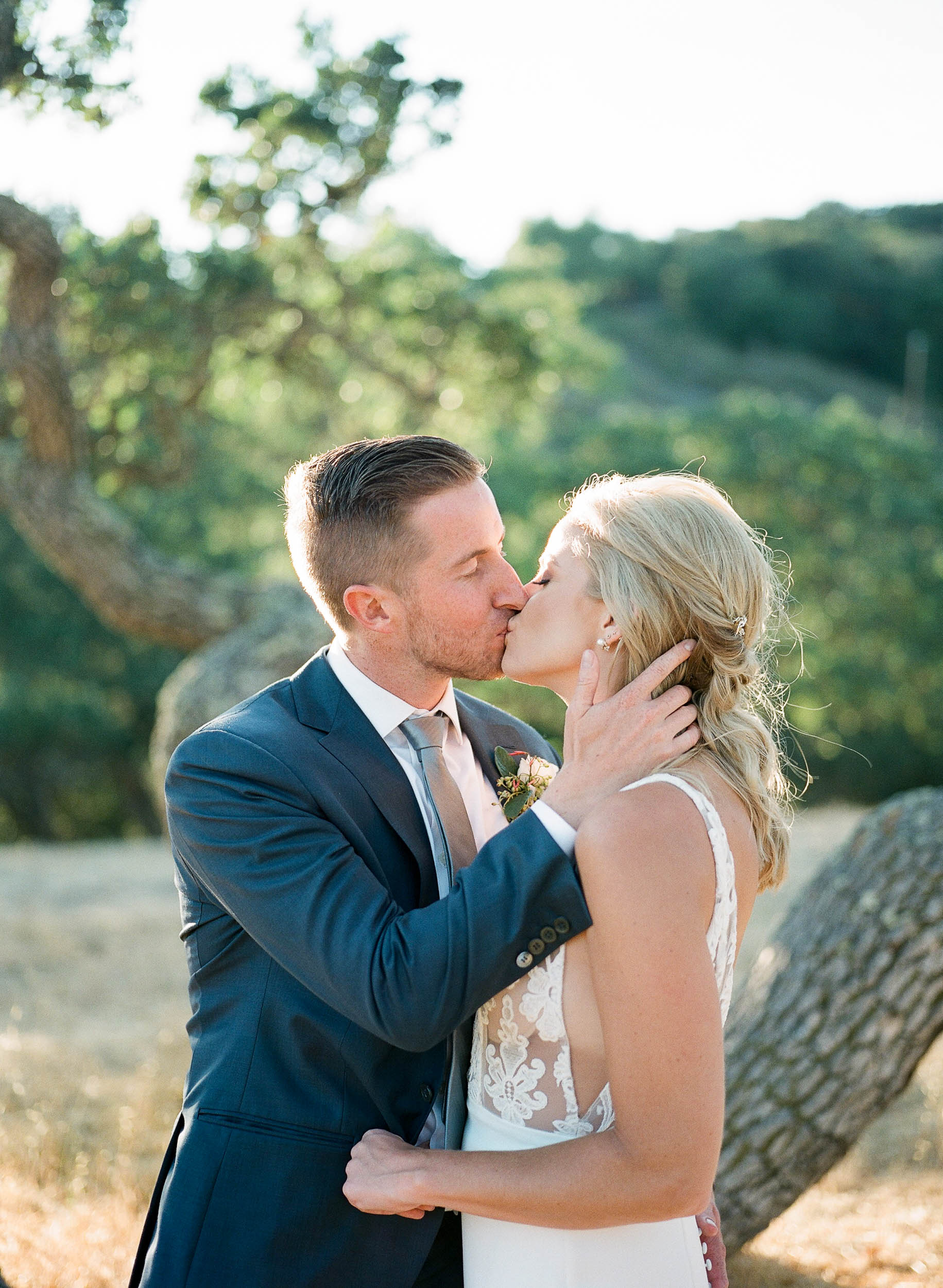 <h3>Carmel Valley</h3>Romantic Holman Ranch Wedding