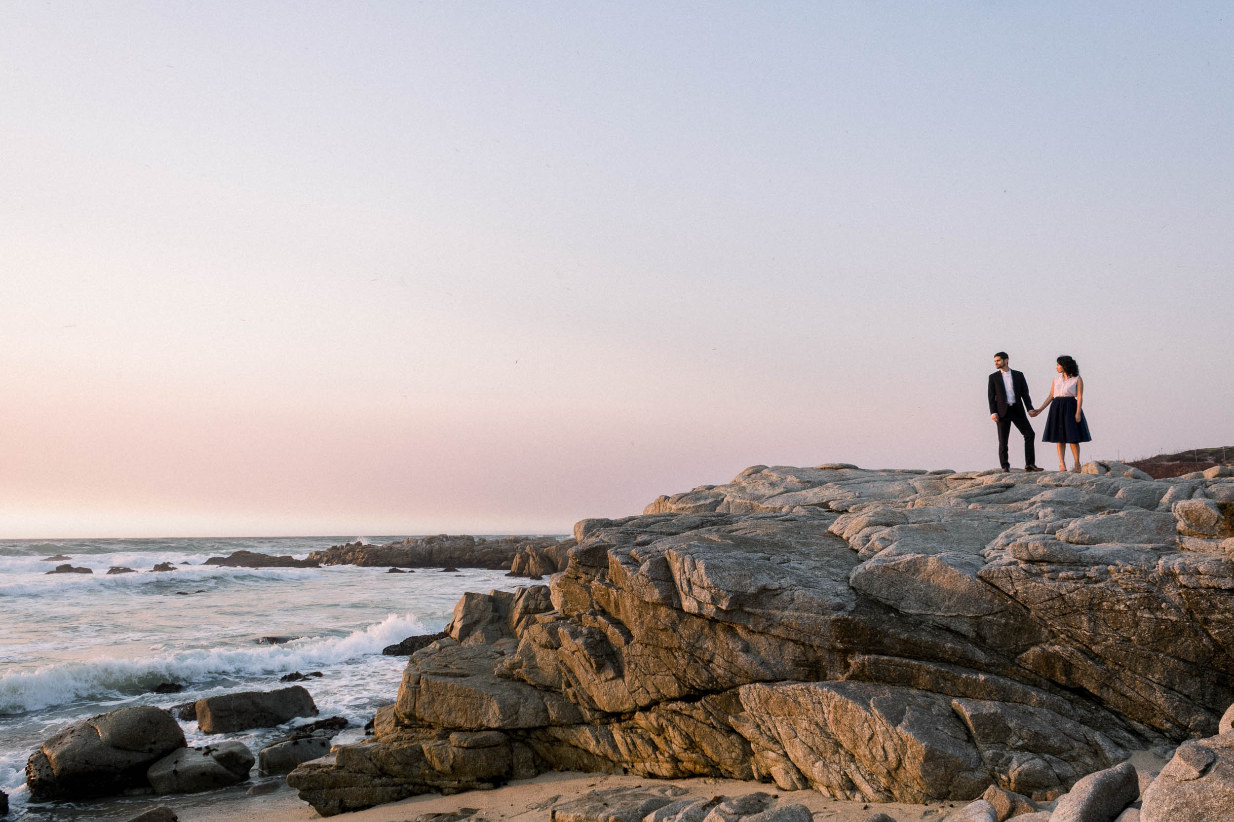 <h3>Pacific Grove</h3>Coastside Engagement