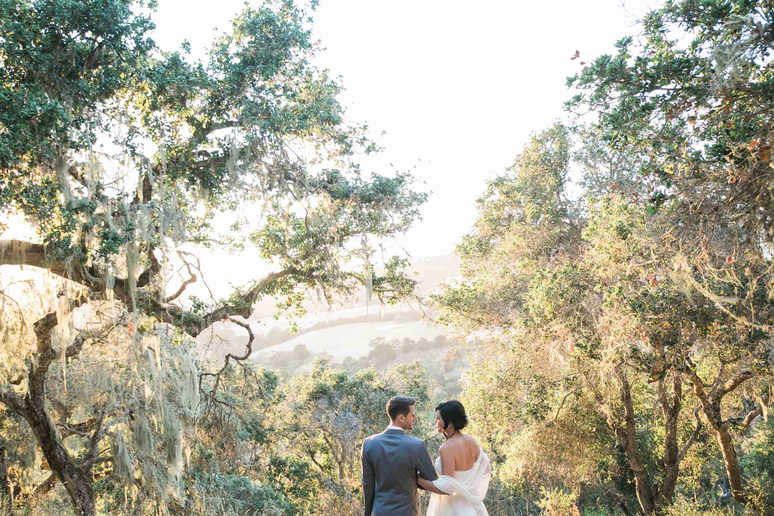<h3>Carmel Valley</h3>Solstice Dinner Party Wedding