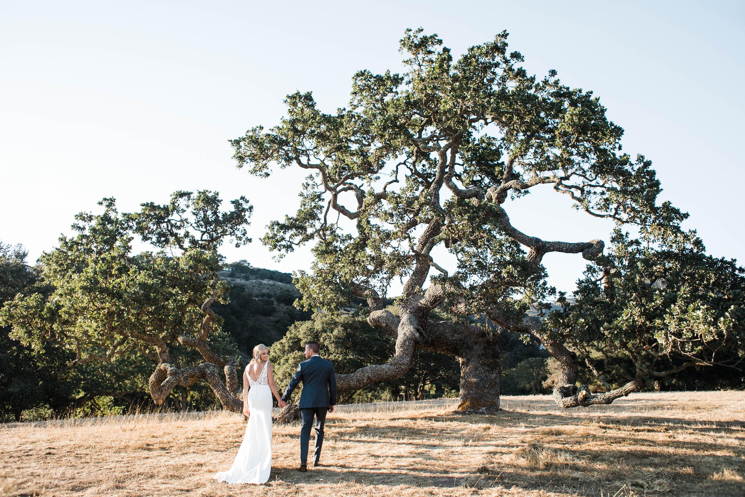 <h3>Carmel Valley</h3>Elegant Wedding at Holman Ranch