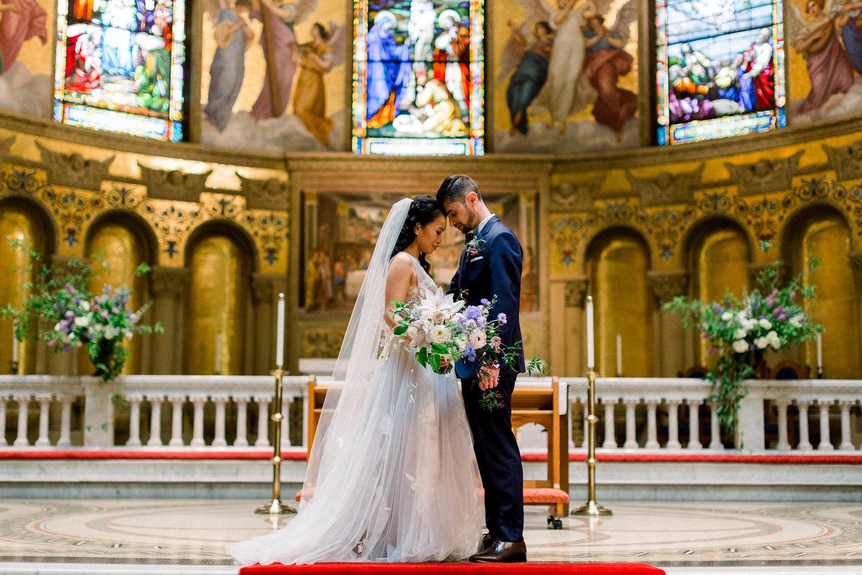 Romantic Multicultural Celebration At Hidden Villa