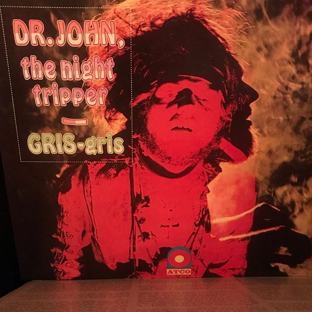RIP Dr. John.  Thank you for your wonderful, desitively bizarre self.  You brightened days and inspired musicians and poets across the world.