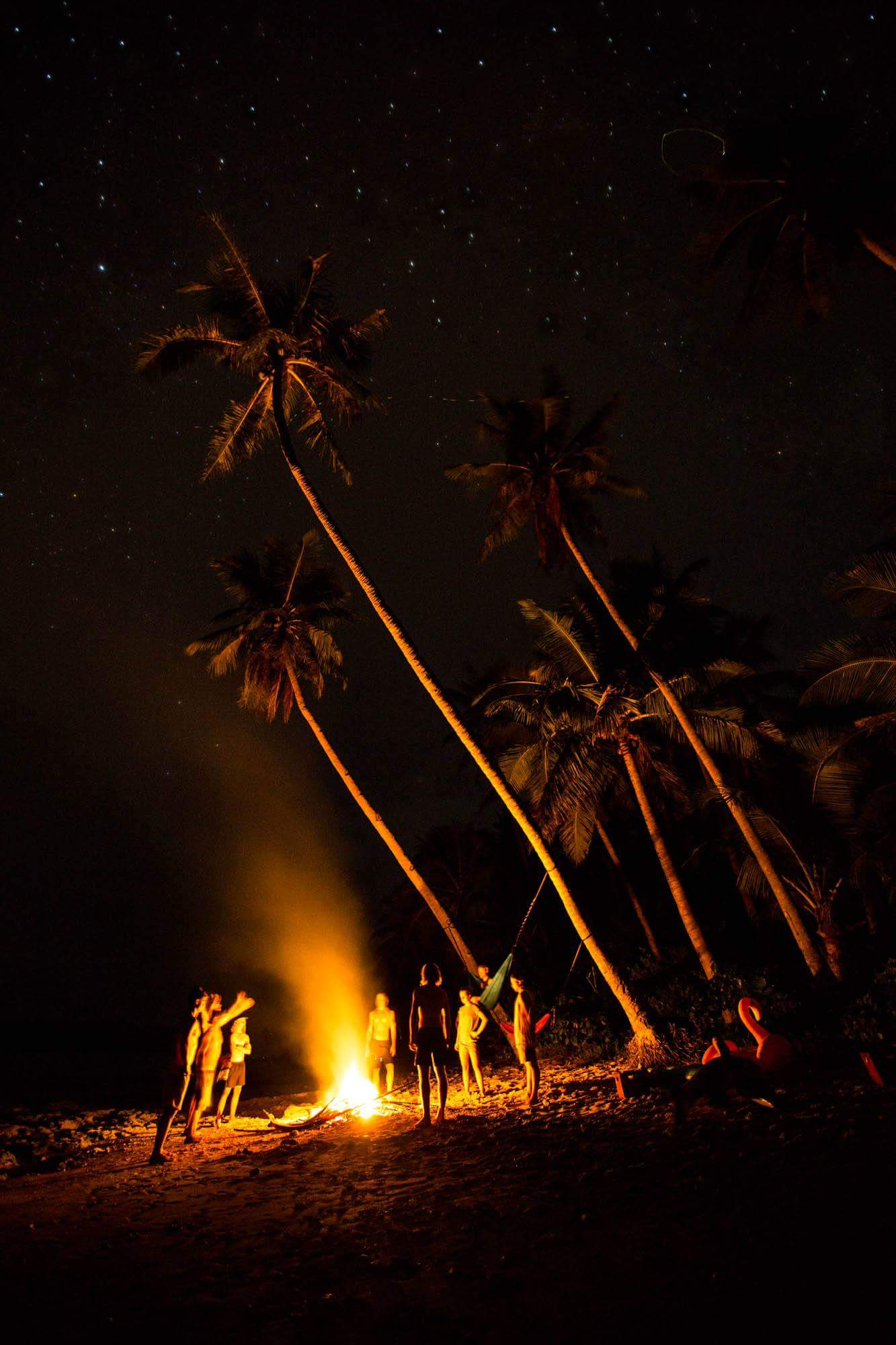 Beach bonfires and good vibes. A favourite moment from the  Live Passionately  film. PHOTO     @camgreewood