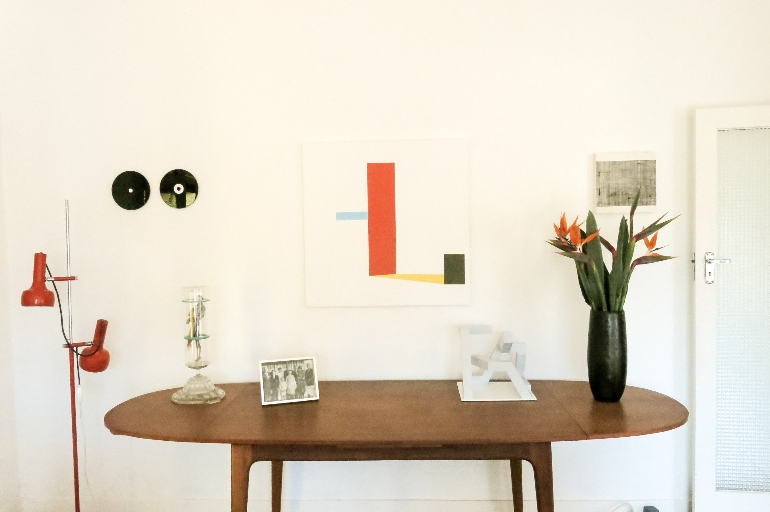 Finding Comfort in Creativity & Design  - Have you ever wondered what spurs a creative? The process and inspiration behind their work? A glimpse inside their humble abode and work studio is a pretty good place to start...