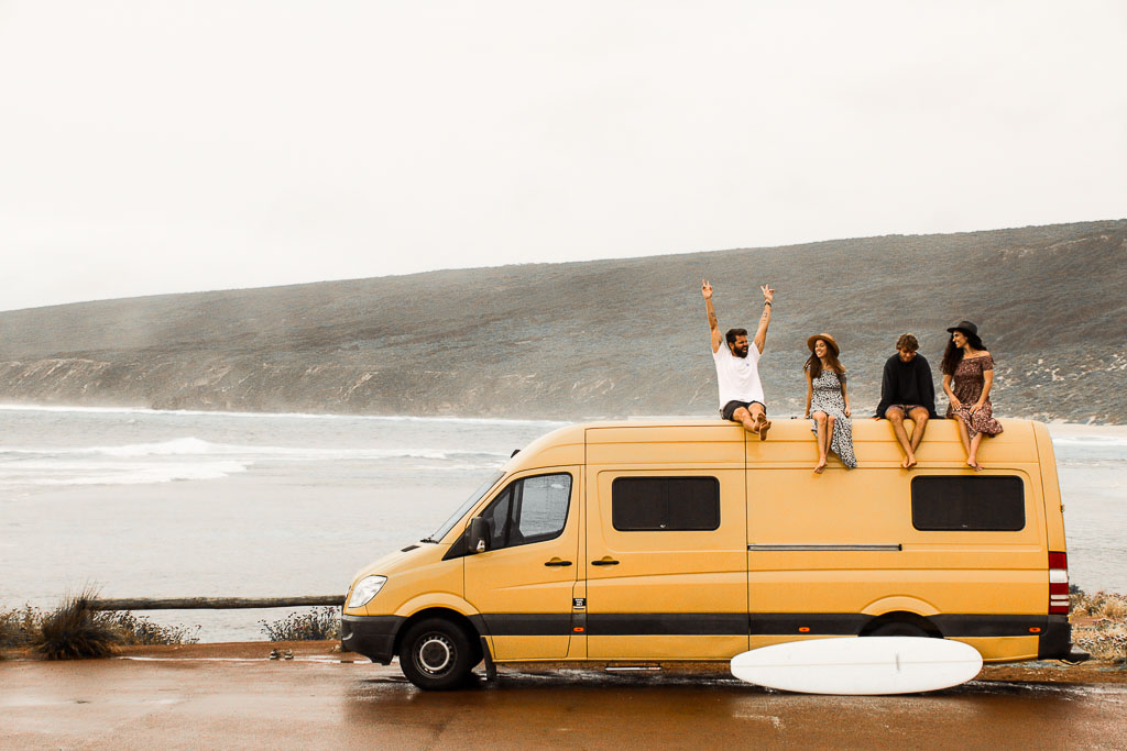 Vanlife. And some very good humans.
