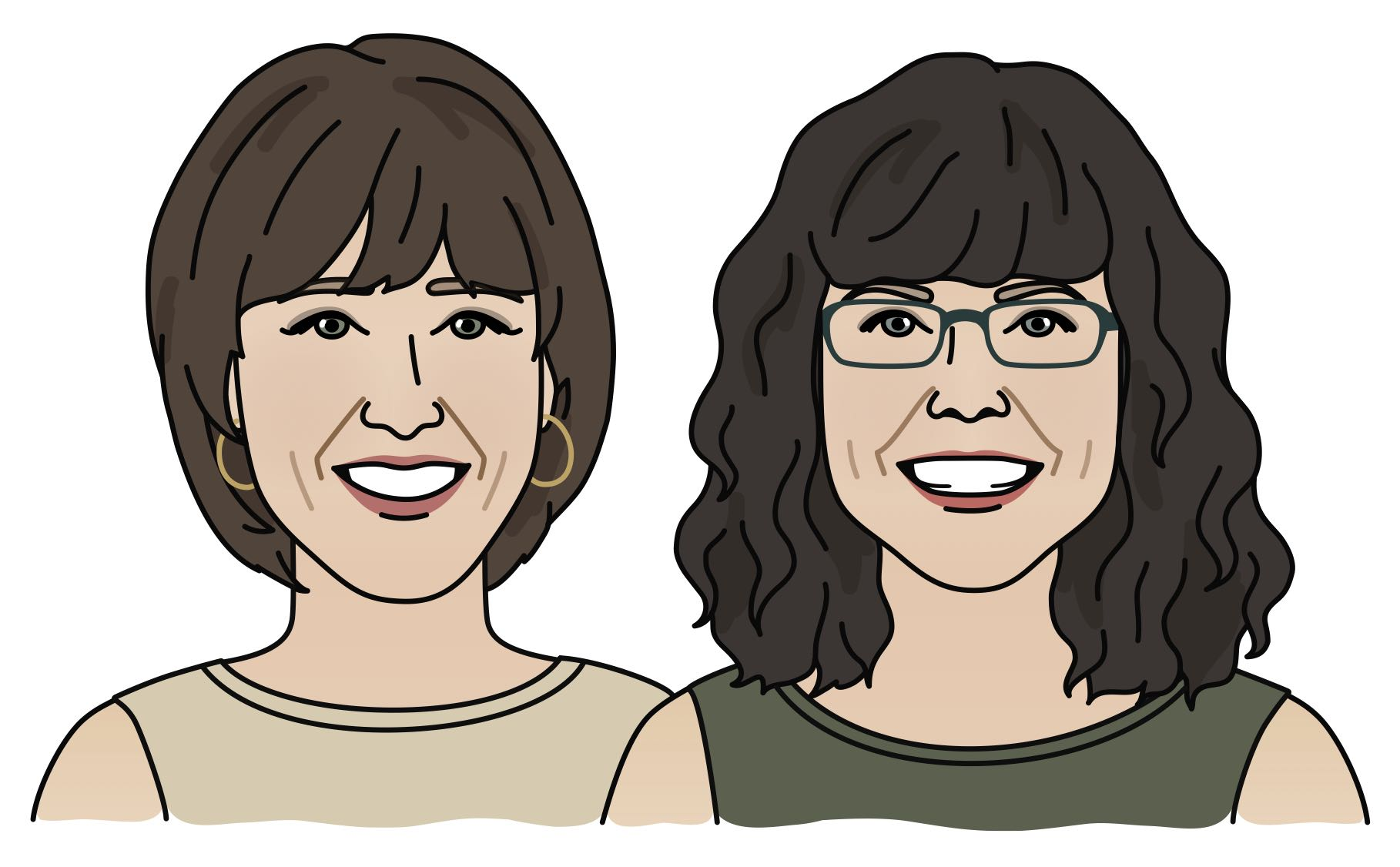 NEXT UP: BETSY WEST and JULIE COHEN -