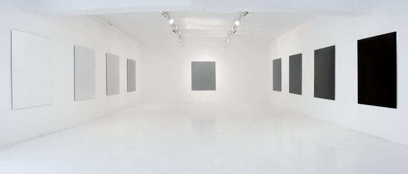 "TimeZones , 2008 Gelatin silver prints;9 panels, 60 x 50"" (152.4 x 127cm) each"