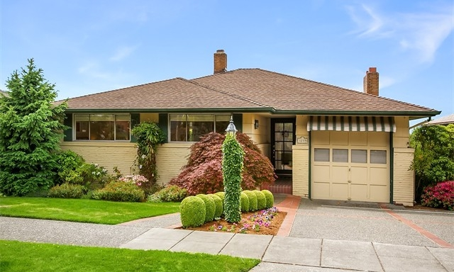 3259 56th Ave SW, Seattle · $902,000 ·  REPRESENTED BUYER