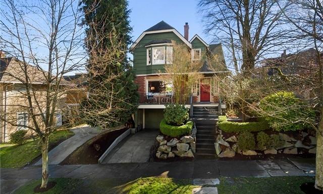 1911 N 42nd St, Seattle · $1,600,000 · MLS 1083180 ·  represented buyer