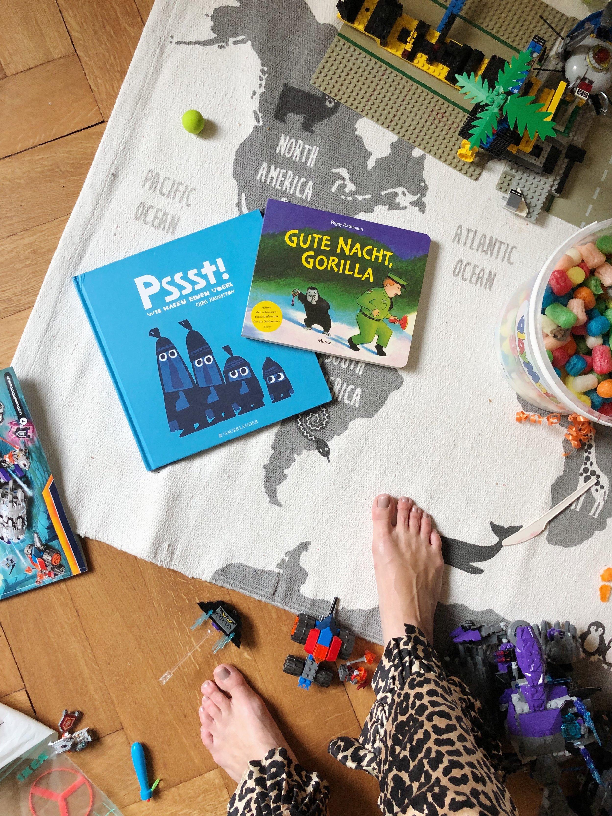 Für 1-4 Jährige -