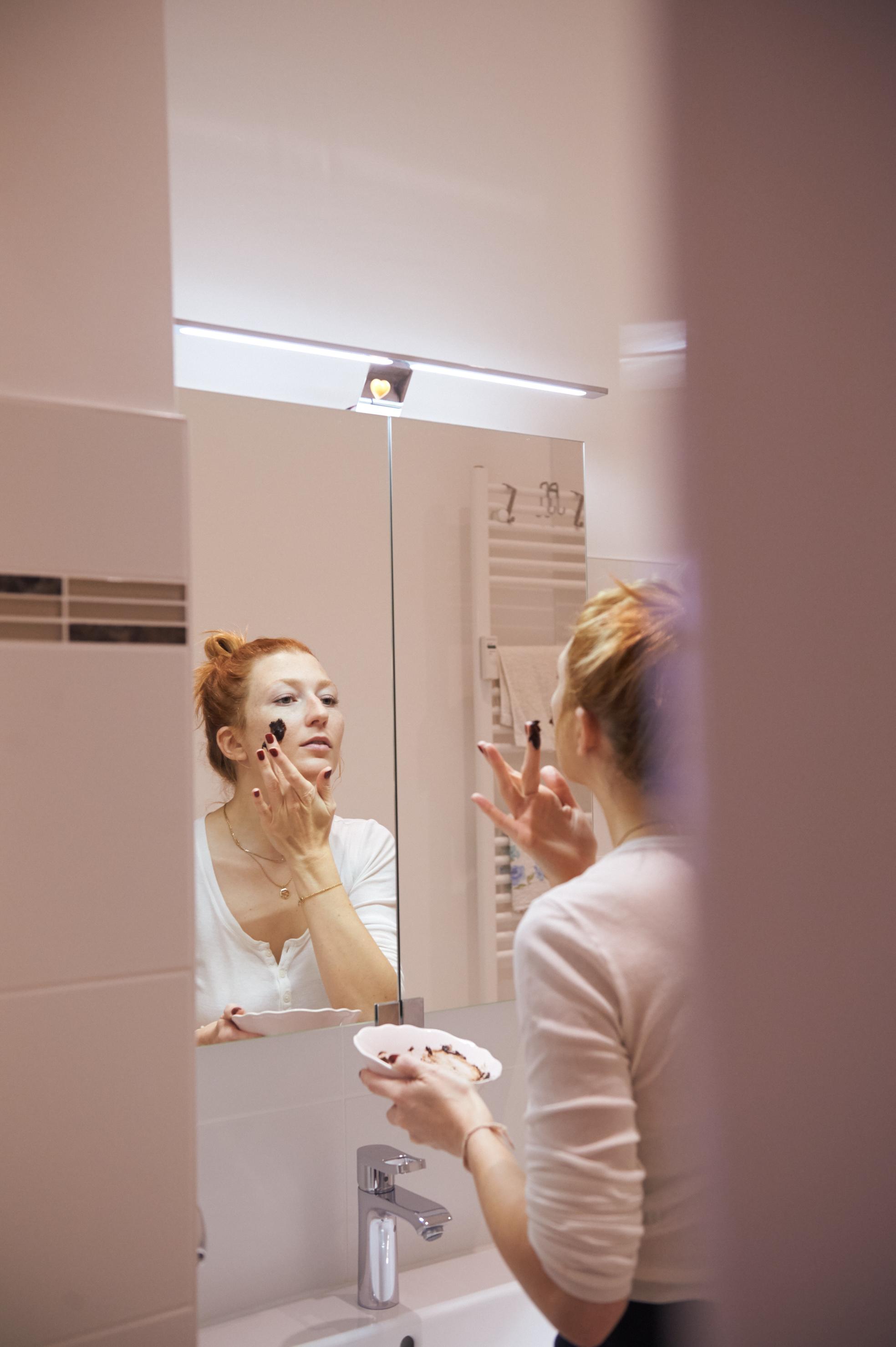 Warum zur Kosmetikerin? -