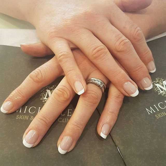 SPECIAL OFFER: Shellac nails and eyebrow shape just €30. Offer ends Saturday. Book online at www.michellesskinandbeautyclinic.ie