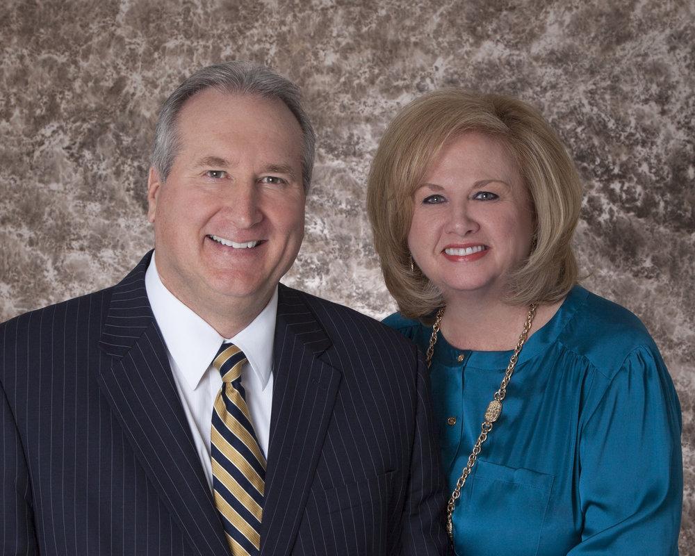 Dr. Macel & Carol Ely