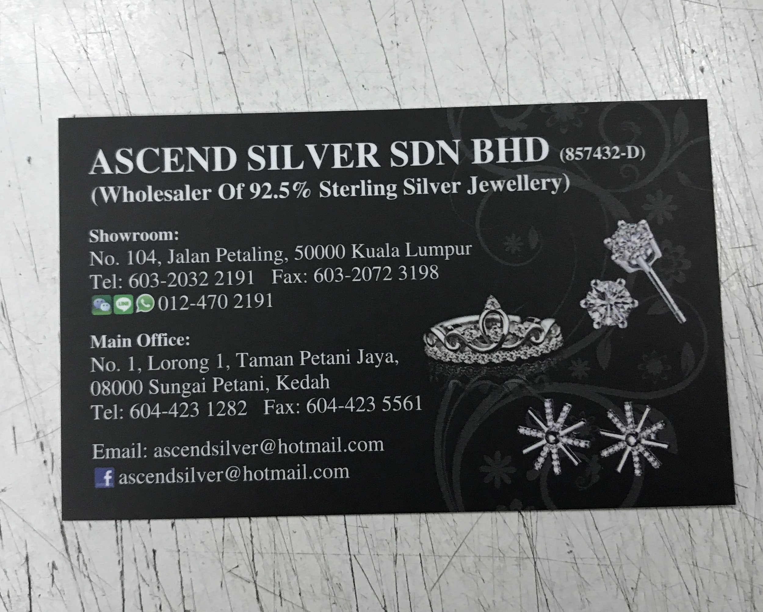 Silver - For your sterling silver finding needs