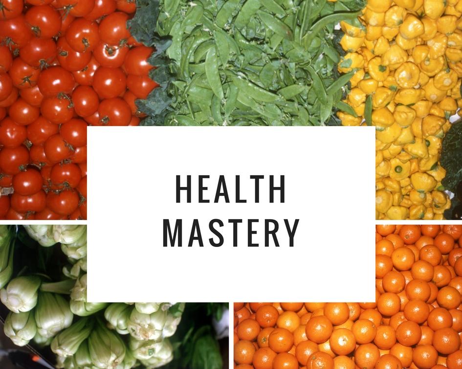 5: Health mastery