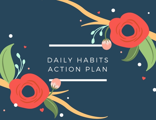 3: Action plan and Habits mastery