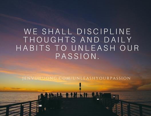 S: Self-discipline