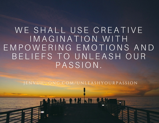 I: Imagination