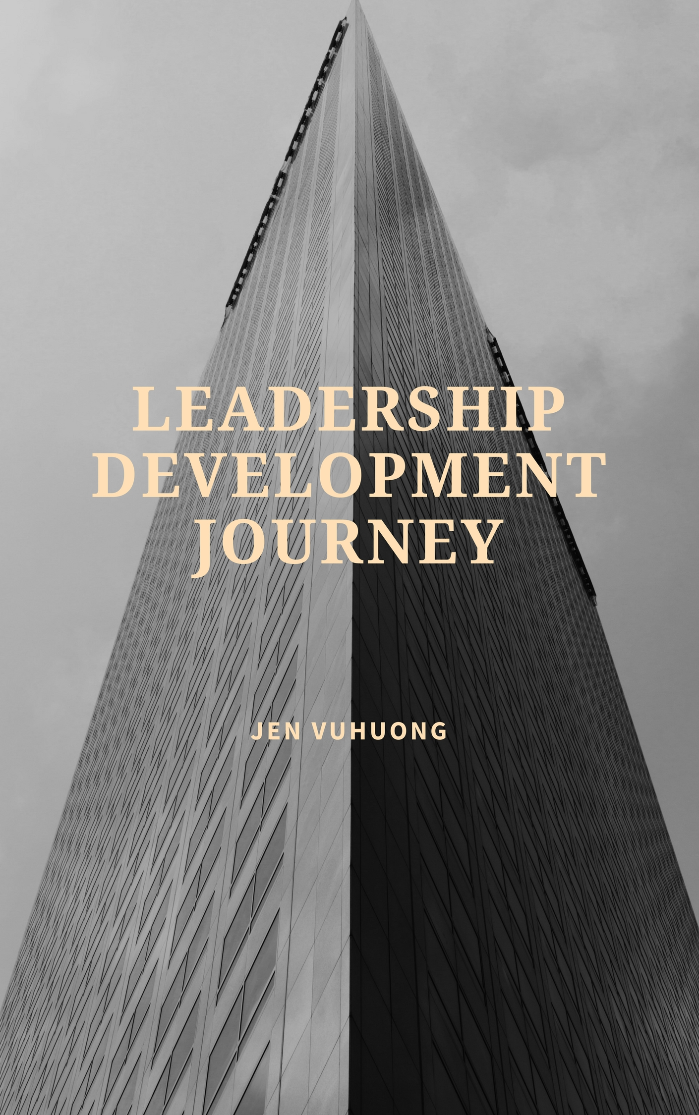 Upcoming book on leadership development...