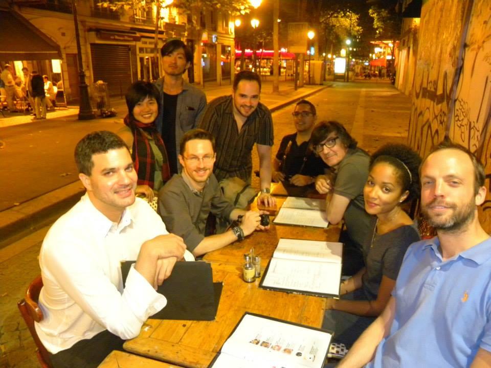 Paris  business community