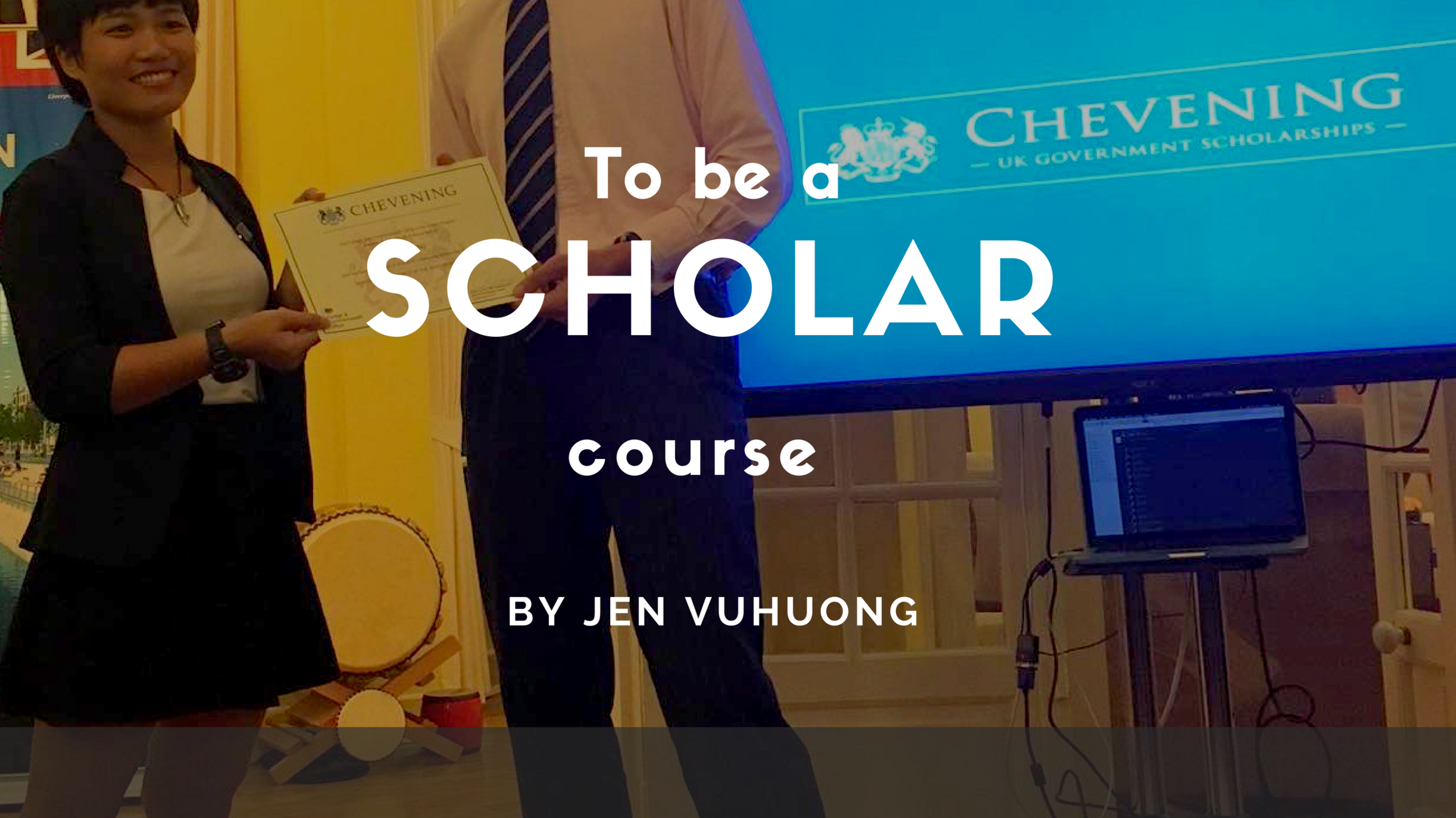 9 Practical step-by-step ideas to become a scholar - achieving a scholarship or a goal achiever!  (accumulated from my 7-year experience of applying for different scholarships and achieving 5 scholarships including Erasmus and Chevening to study in Spain and the UK and my interviews with over 50 scholars)