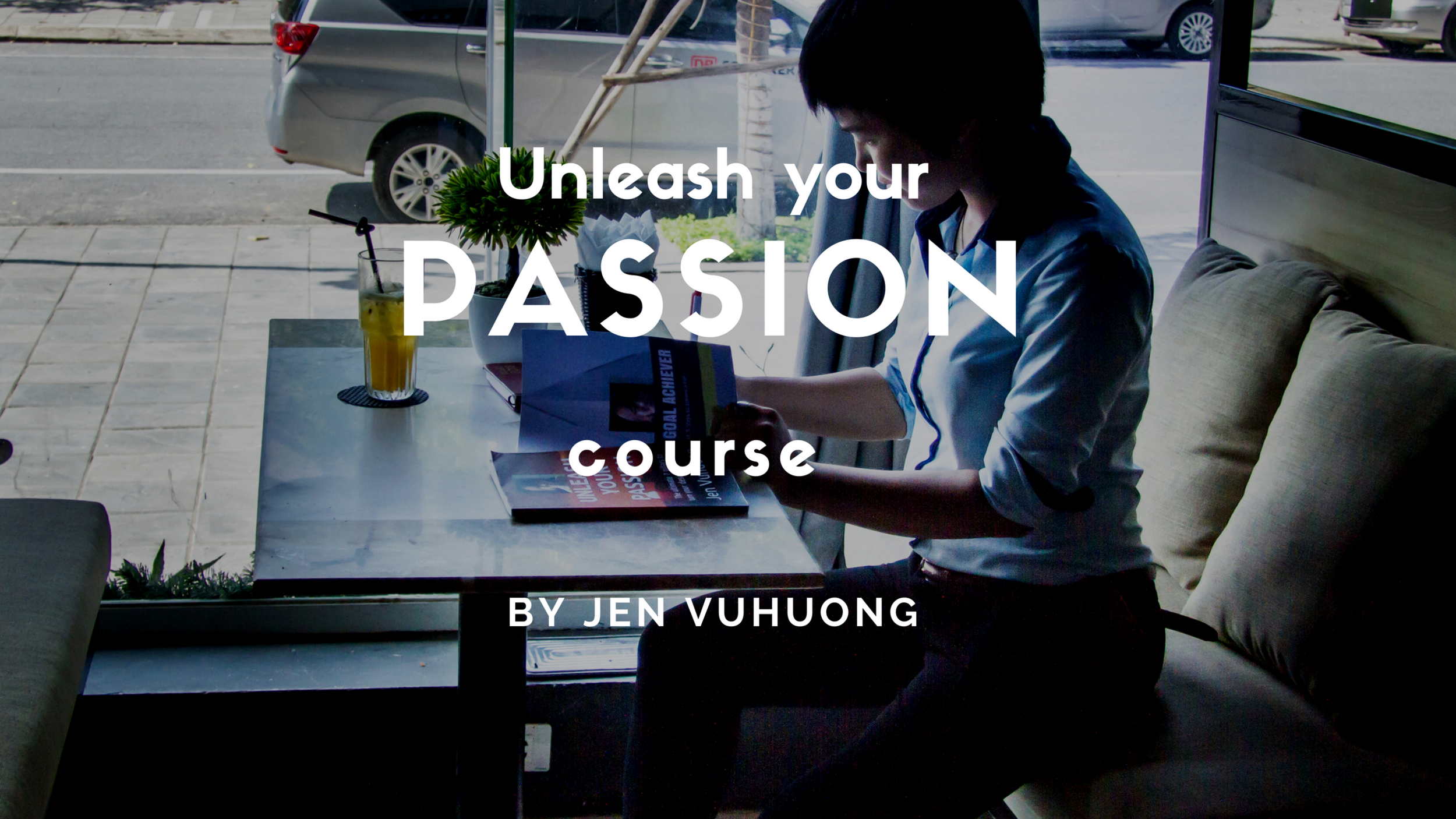 Identifying your Passion, freeing yourself from things which do not serve passion, take daily action and enjoy every moment of life: the 7 Pillars in the book will help you do that!  (based on my own transformation journey from a countryside kid to an engineer to a writer/trainer, psychology and sociology research)