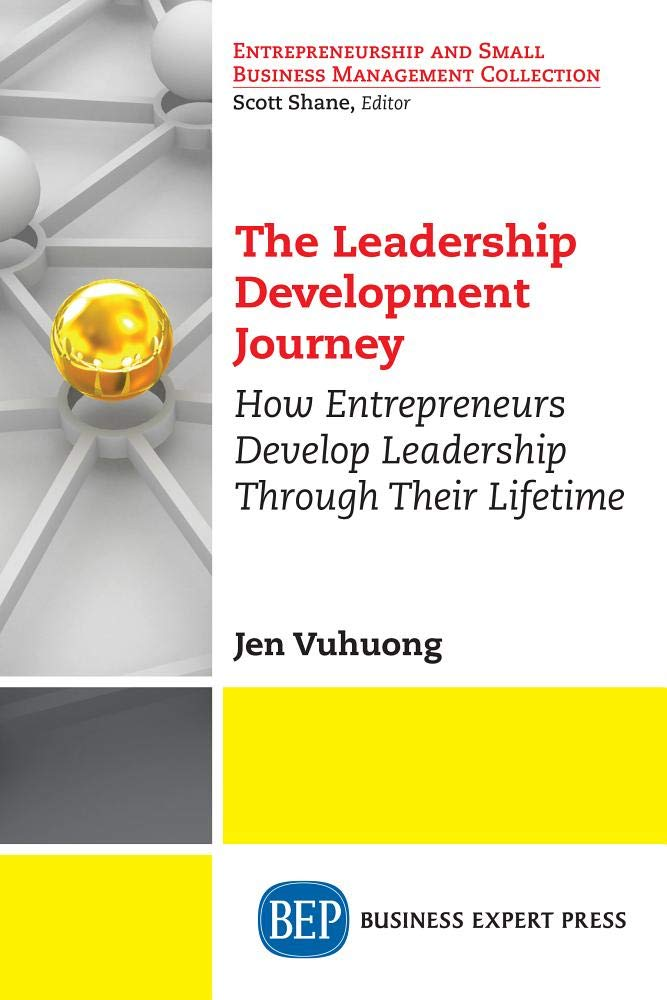 To develop your  LEADERSHIP