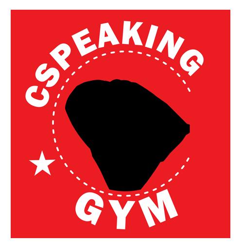 Cspeaking gym 2019 Logo