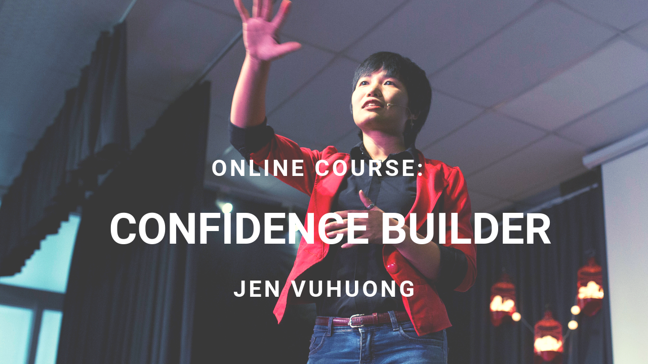 'Confidence' is the first and foremost foundation course where you learn and practice different principles to get out of your shell and be the most confident you!  (Based on Jen's own journey of getting out of her shell to become a writer/trainer, a qualitative research of interviewing 100 successful people and 10,000 people Jen has helped)