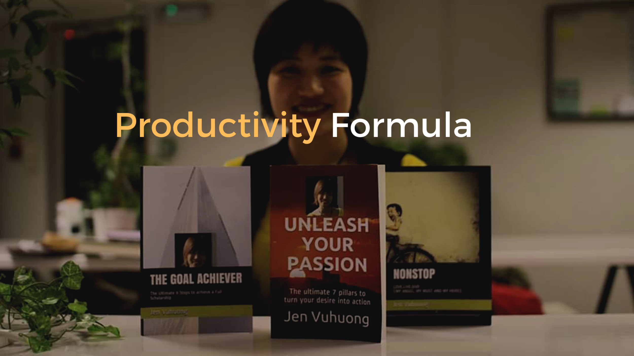 6:  Productivity  mastery (Time and Focus)