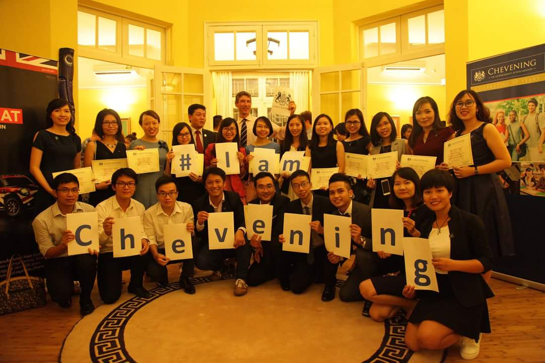 With other Vietnamese Cheveners
