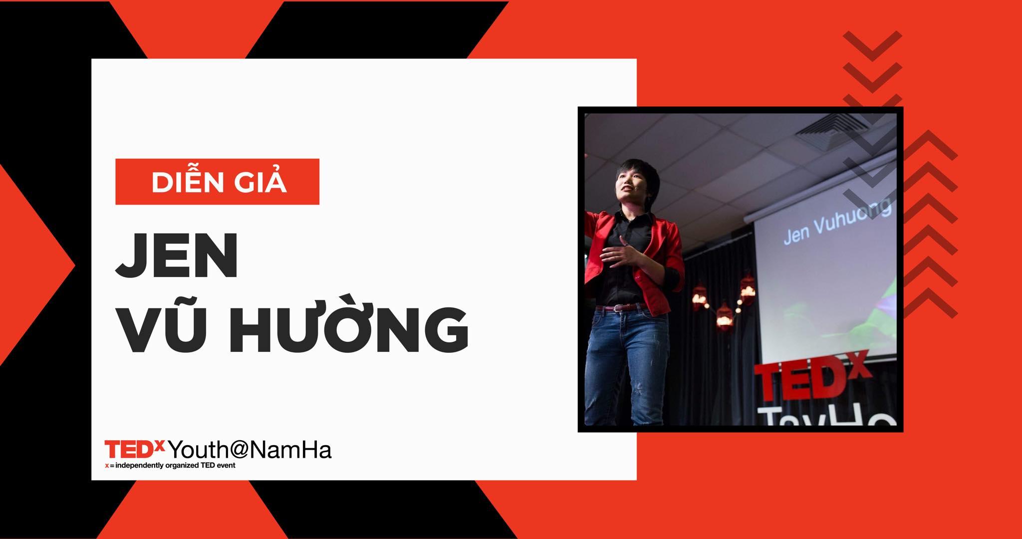 Tedx  HaNam