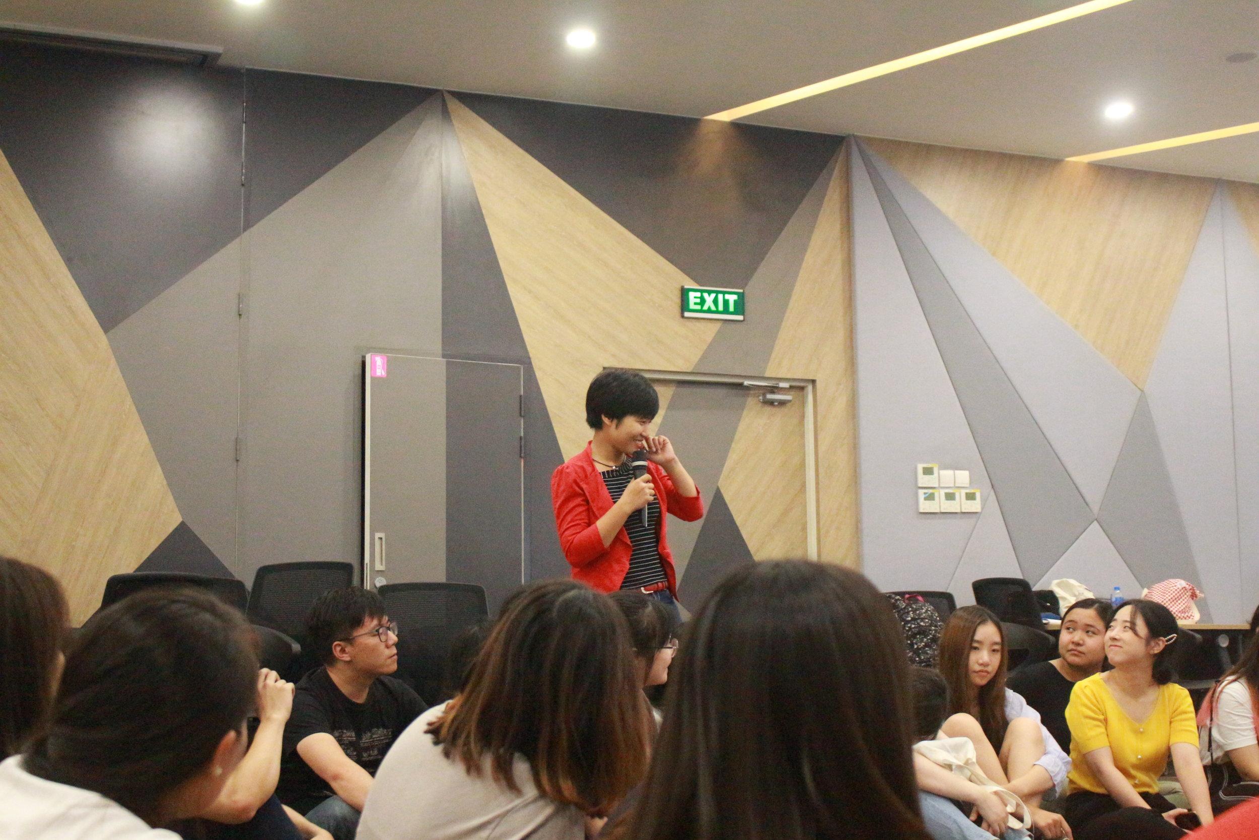 Asia Pacific Youth Exchange  - Vietnam (partner of UNDP)