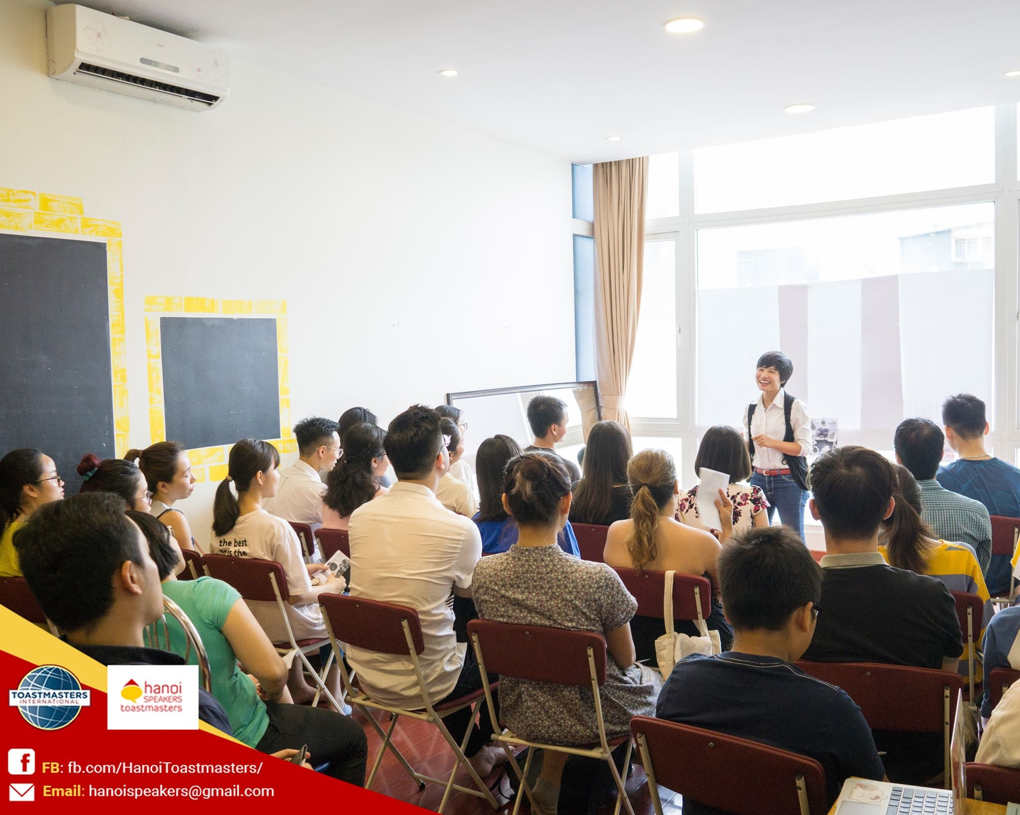 Hanoi Speakers  Toastmasters Workshop