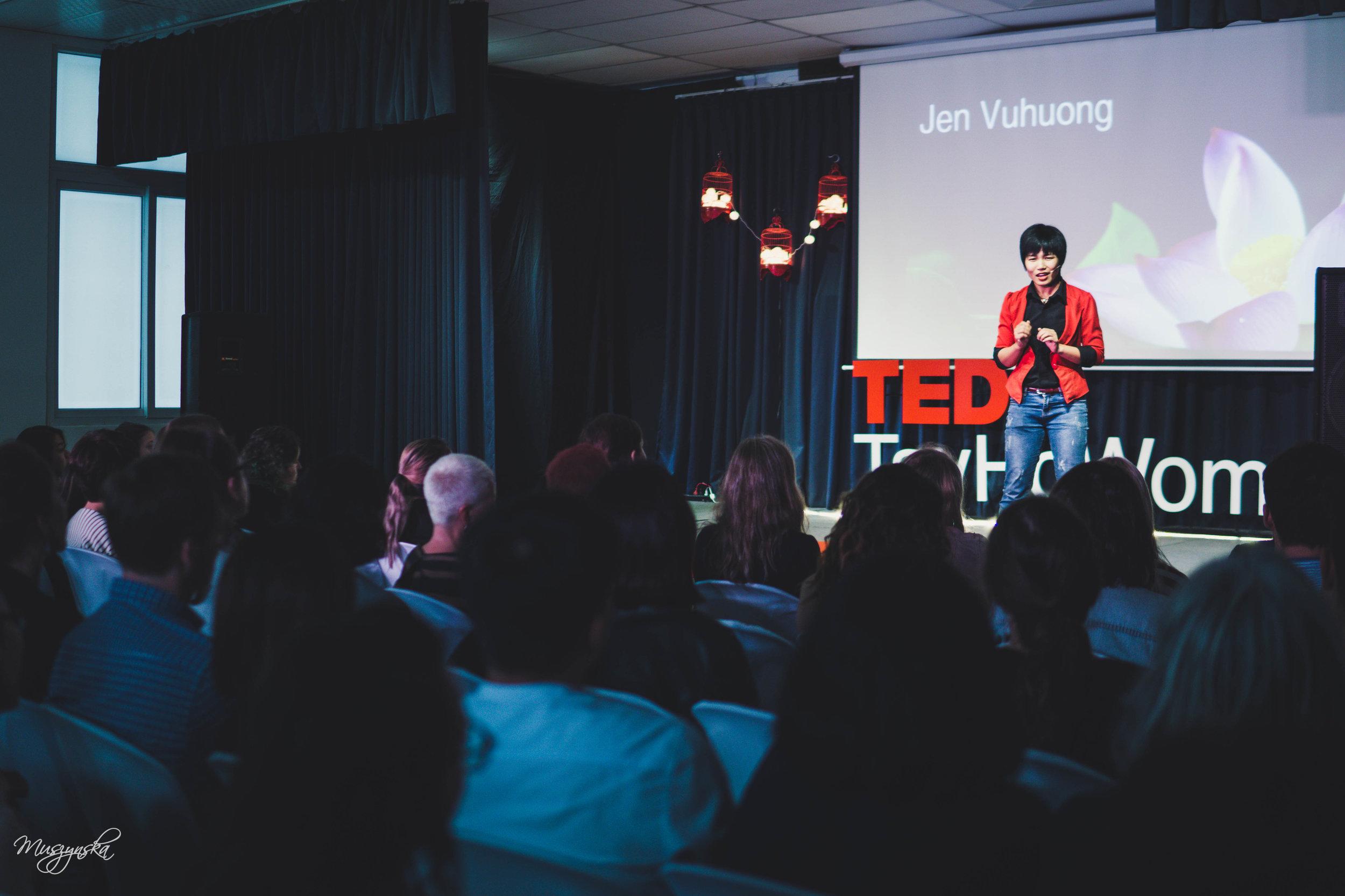 Tedx  Tayho