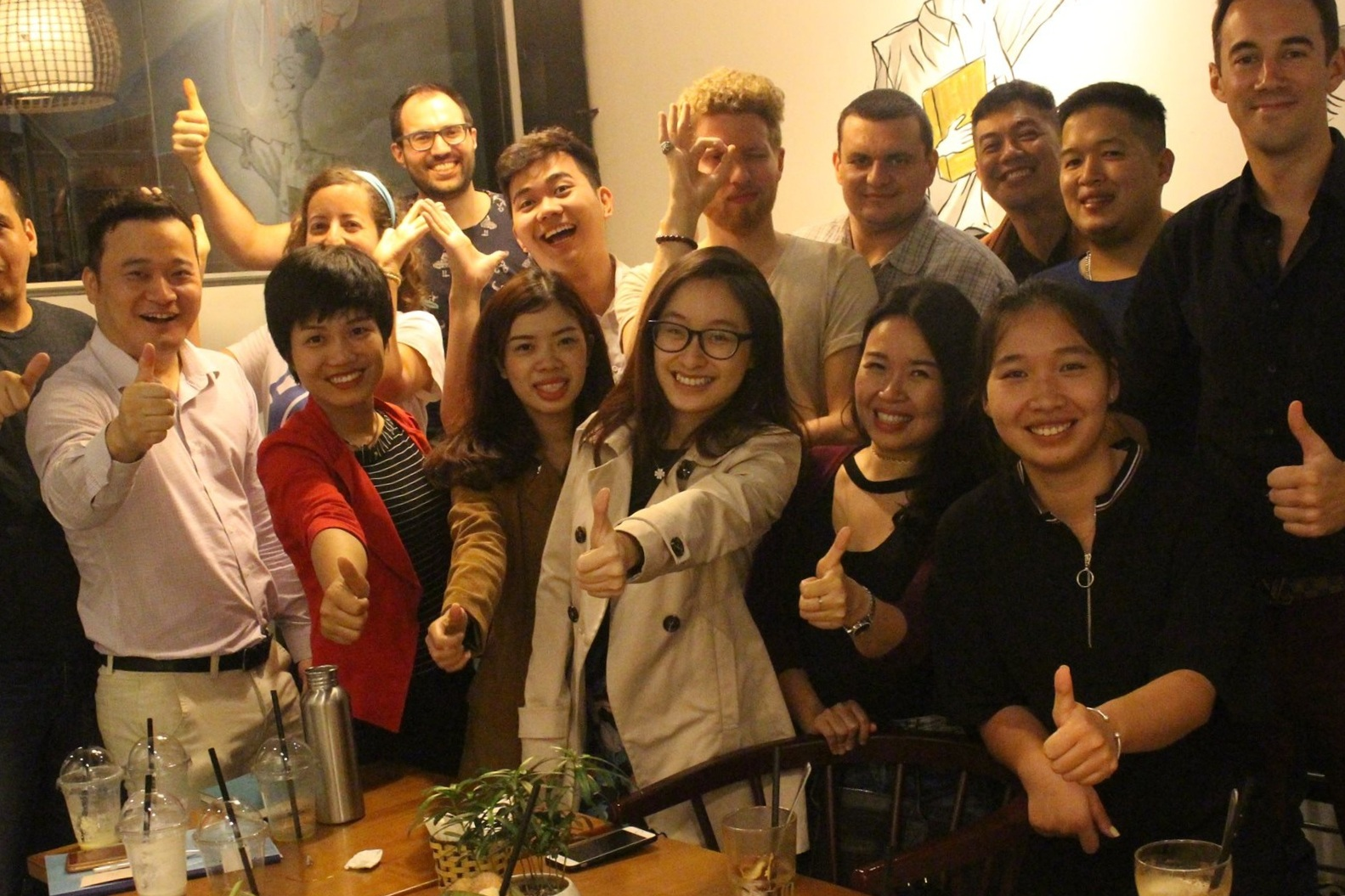 """Co-founder  of """" Hanoi Entrepreneur Community"""""""