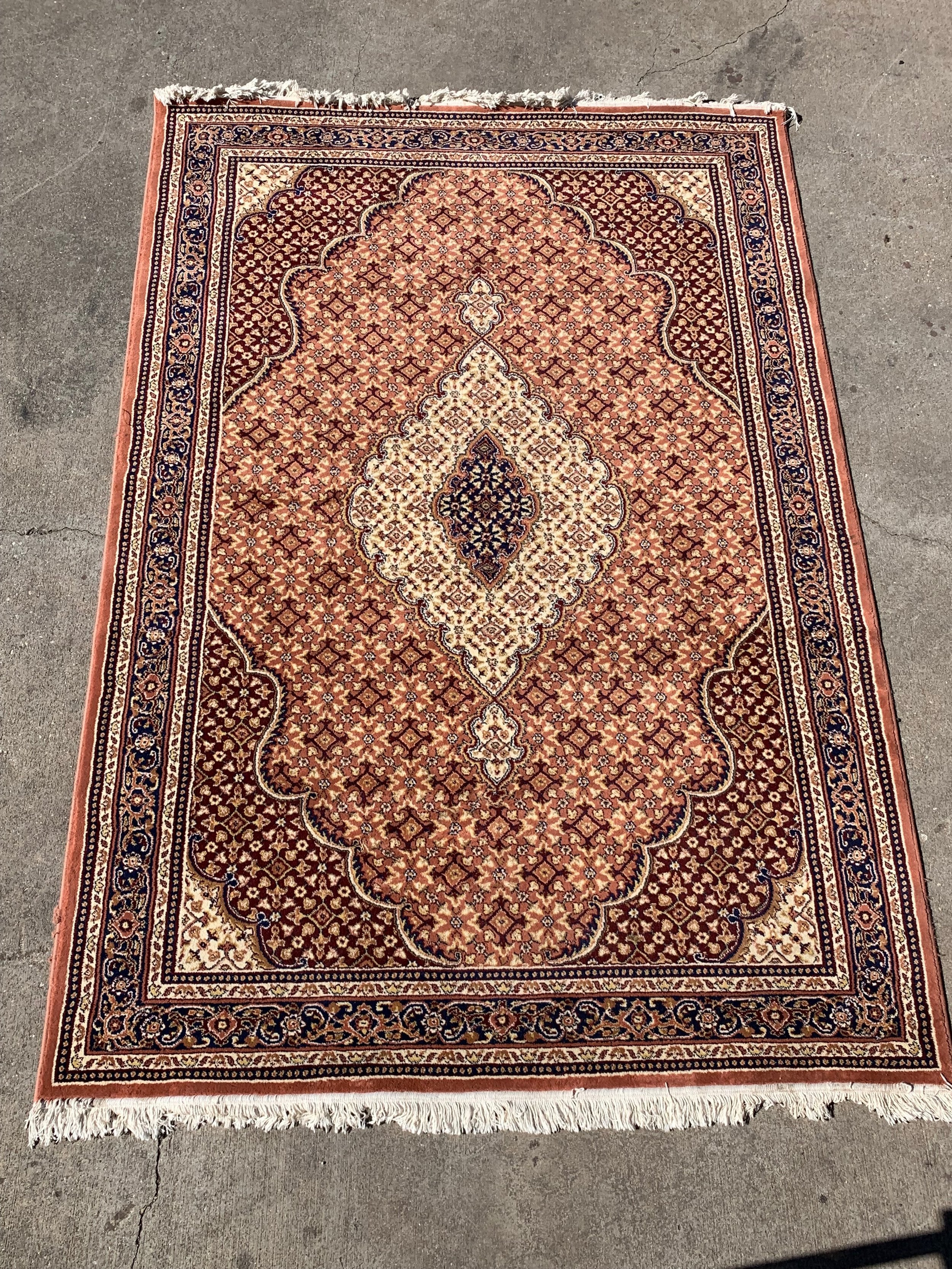 PINK AND CREAM FLORAL RUG.JPG