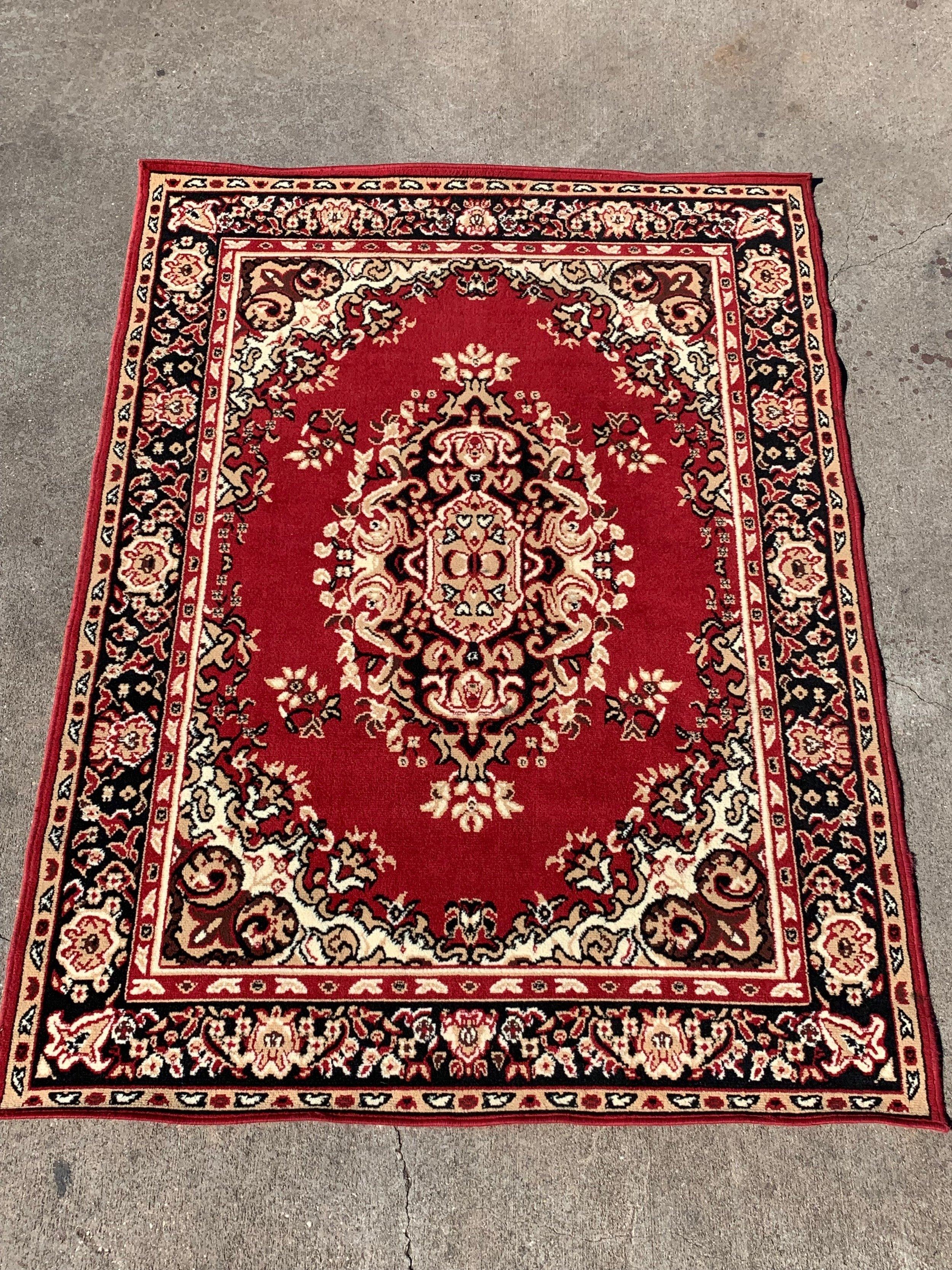 RED PERSIAN RUG.JPG
