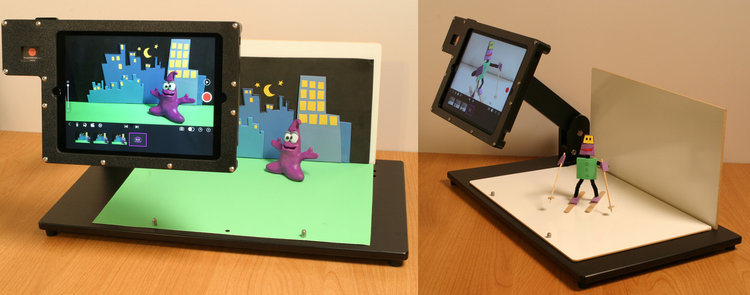 ReadyANIMATOR iPad animation stand