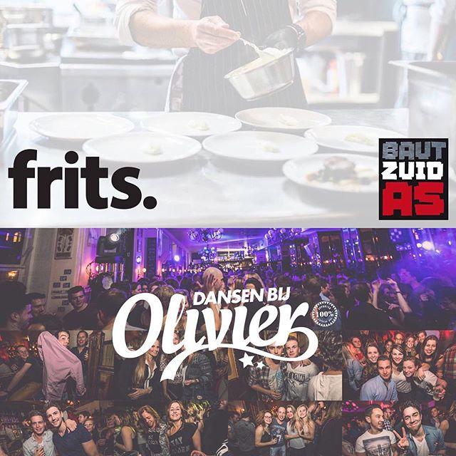 Er staat weer een ongekend lekker weekendje voor de deur! ◆ Op vrijdag neemt frits Amsterdam je mee naar Baut Amsterdam. Frits zorgt voor de lekkerste hapjes, drankjes en muziek! ◆ Op zaterdag gaan we weer een flink potje Dansen bij Olivier! Fijn Weekend! #ongekendevents #weekend #vrijmibo #fritsamsterdam #dansenbij #amsterdam #leiden
