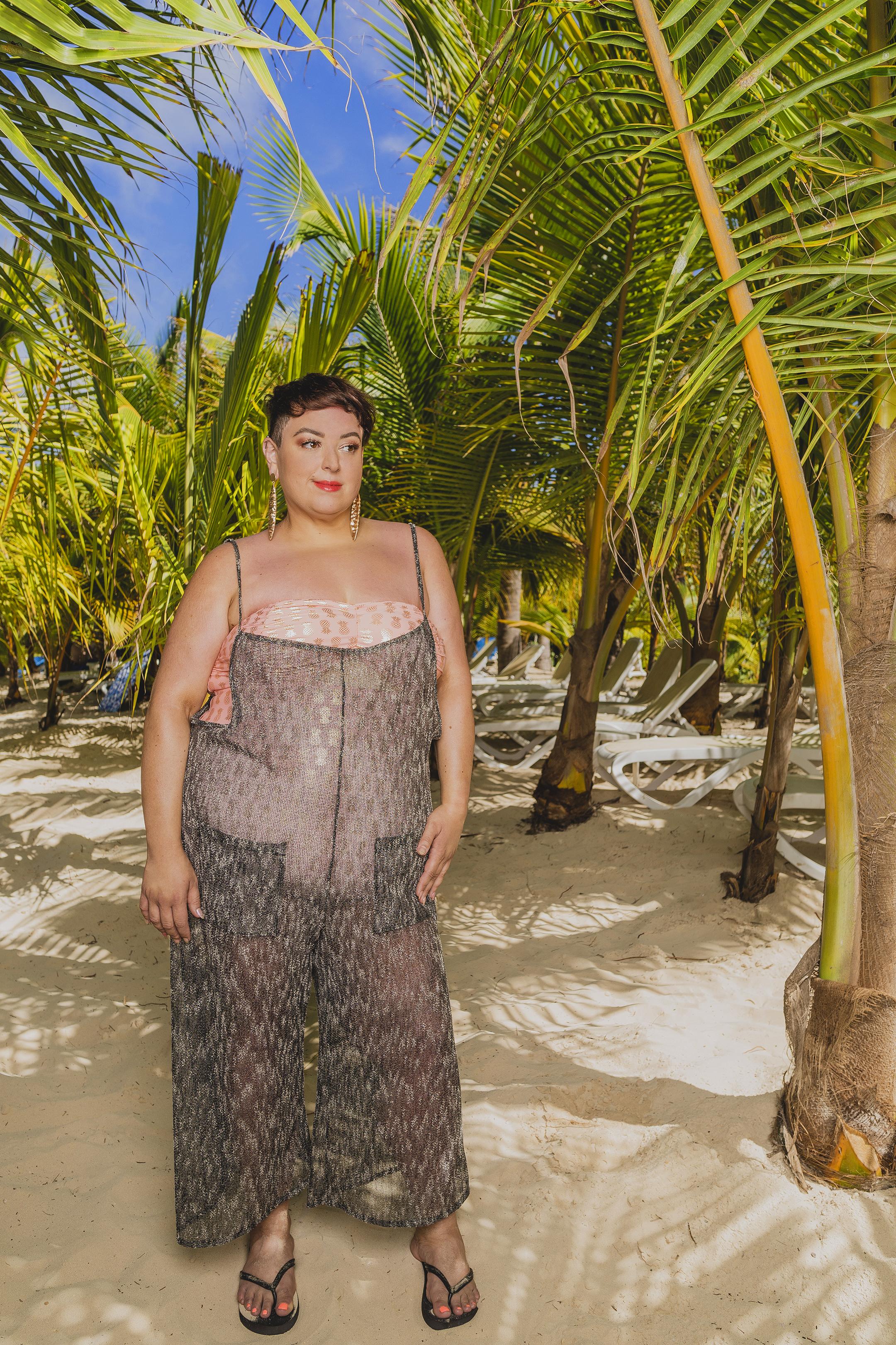 swimsuit coverup - Bathing Belle Swimwear